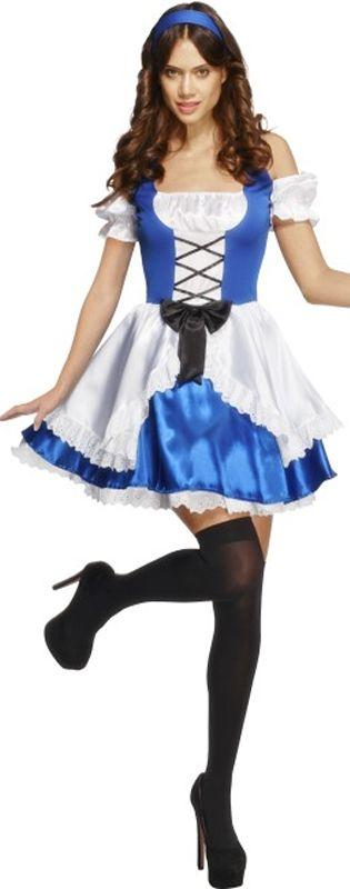 Fever Alice Costume