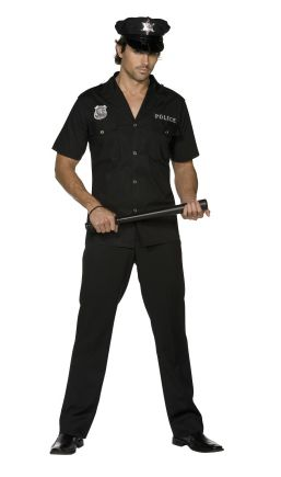 Click to view product details and reviews for Fever Cop Costume.