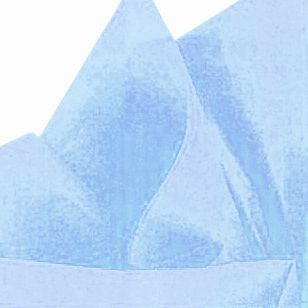 Baby Blue Tissue Sheets - Pack of 10