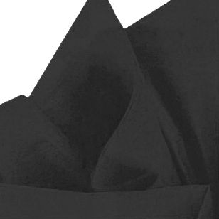 Black Tissue Sheets - Pack of 10