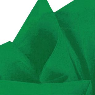 Green Tissue Sheets - Pack of 10