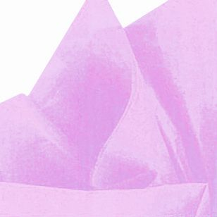 Lilac Tissue Sheets - Pack of 10