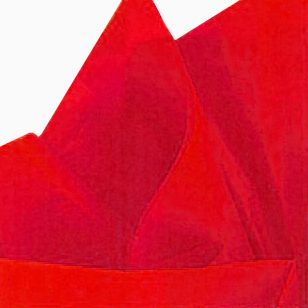 Red Tissue Sheets - Pack of 10