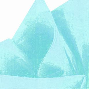 Teal Tissue Sheets - Pack of 10