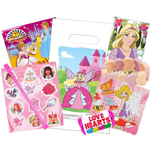 Party Bag and Fillers - Princess