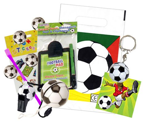 Party Bag & Fillers - Football Superior