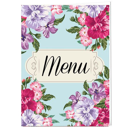 Click to view product details and reviews for Mothers Day Menu Card Each.