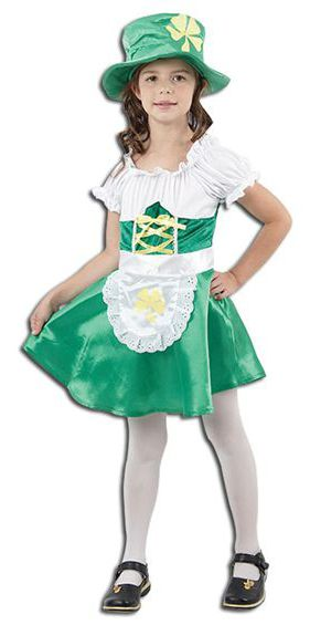Click to view product details and reviews for Child Leprechaun Girl Costume.