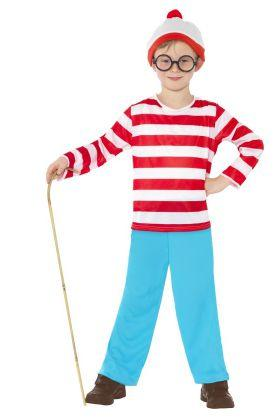 Children's Where's Wally Costume