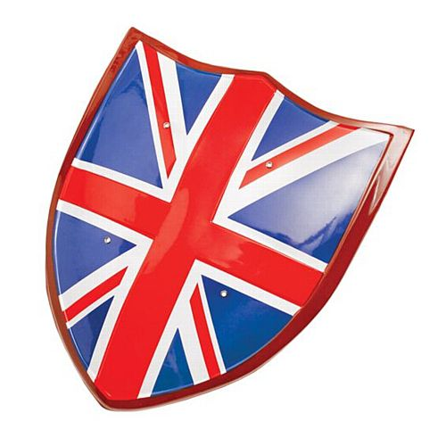 British Union Jack Shield - 55cm