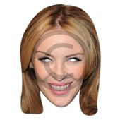 Kylie Minogue Card Mask