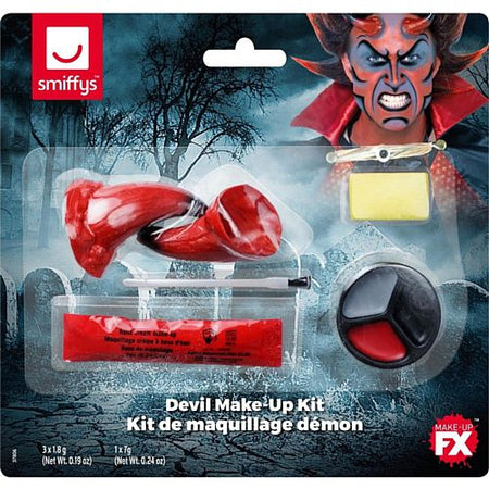 Click to view product details and reviews for Devil Make Up Kit.