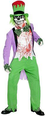 Bad Hatter Costume