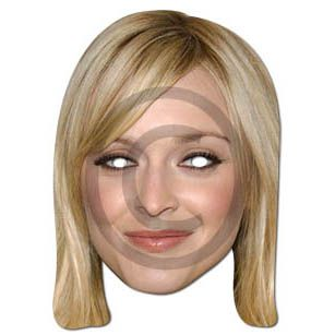 Fearne Cotton Card Mask