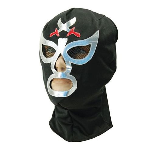 Macho Wrestler Mask