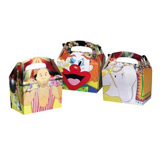 Circus Party Box - Each