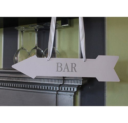 Something in the Air Venue Signs - 42 x 10cm  - Pack of 5