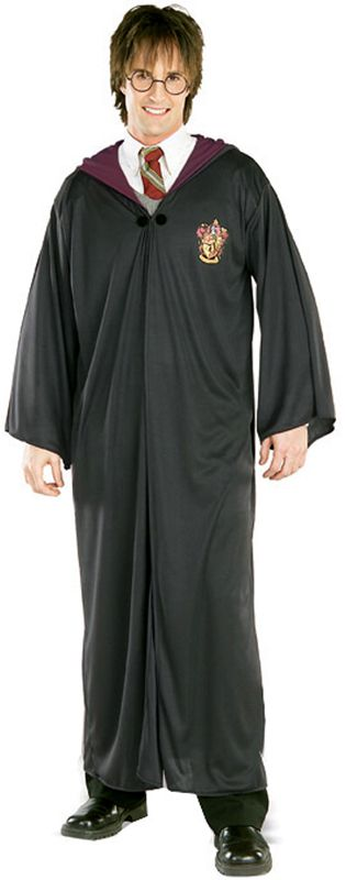 Official Adult Harry Potter Gryffindor Robe- One Size