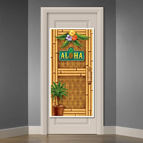 Aloha Door Cover - 1.52m - Indoor & Outdoor Use