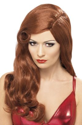 Silver Screen/Jessica Rabbit Wig
