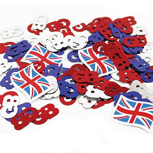 Great Britain Confetti - 14g