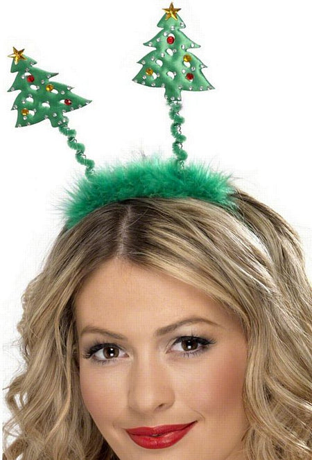 Click to view product details and reviews for Christmas Tree Head Boppers.