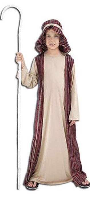 Child's Shepherd Costume