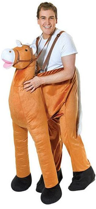 Step-in Horse Costume