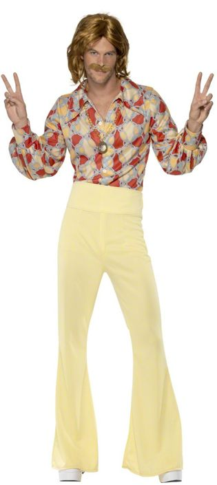 Click to view product details and reviews for 1960s Groovy Guy Costume.