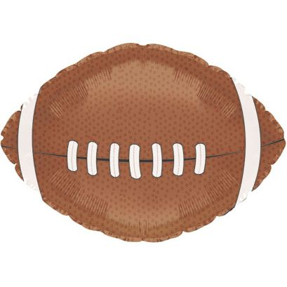 American Football Foil Balloon - 45cm