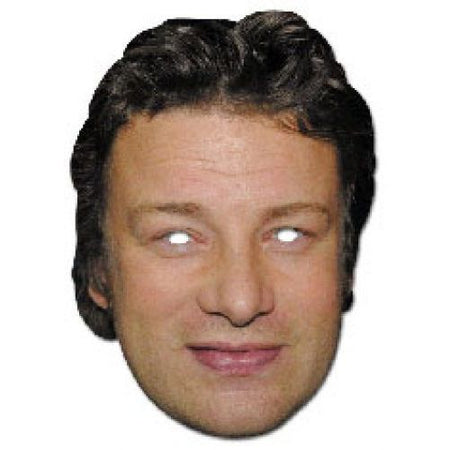 Jamie Oliver Card Mask