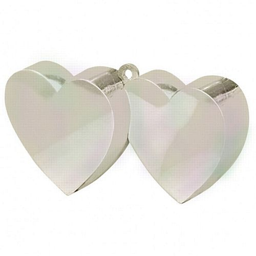 Iridescent Double Heart Weight - 170g