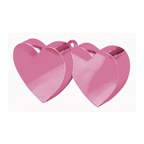 Pink Double Heart Weight - 170g
