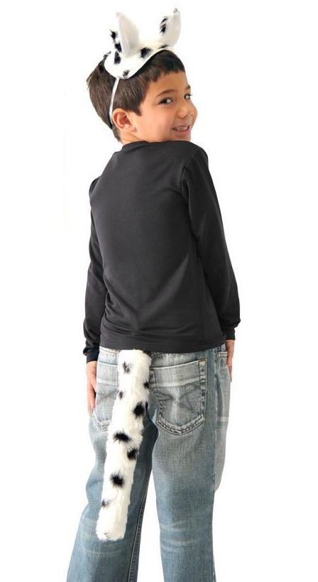 Dalmatian Top n Tail Set (One Size)