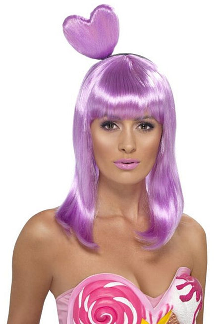 Click to view product details and reviews for Candy Queen Wig.