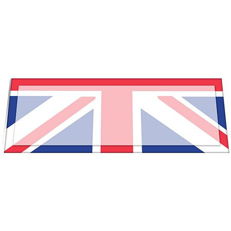 Union Jack Flag Placecards - Pack of 8