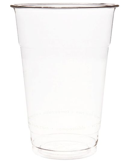Biodegradable Pint Cup - 20oz - Each
