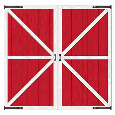 Barn Door Props - 1.63m - Pack of 2