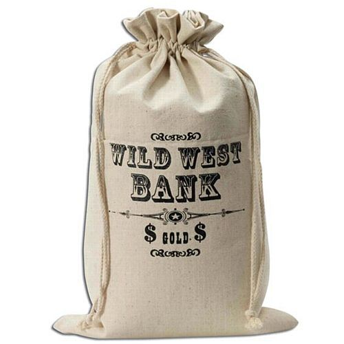 Wild West Money Bag - 49cm