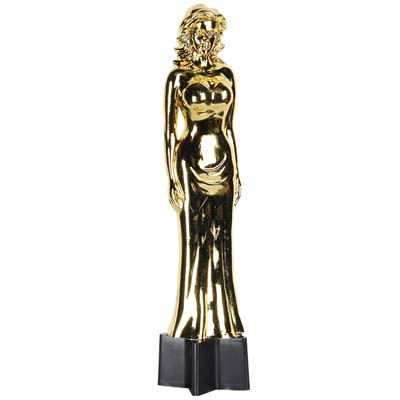 Click to view product details and reviews for Awards Night Female Statuette 229cm.
