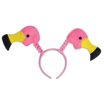 Click to view product details and reviews for Flamingo Head Boppers.