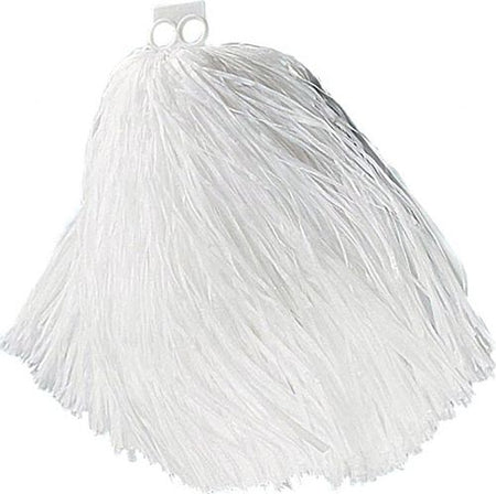 White Small Cheerleaders Pom Pom