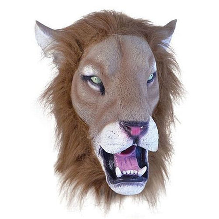 Over The Head Lion Mask