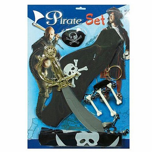 Pirate Fancy Dress Set