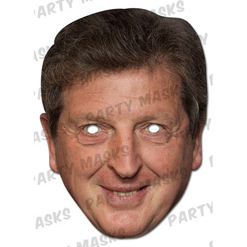 Roy Hodgson Card Mask