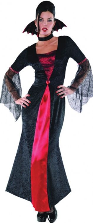 Countess Vampiress Costume