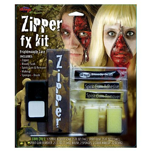 Zip Effect Make-up Kit