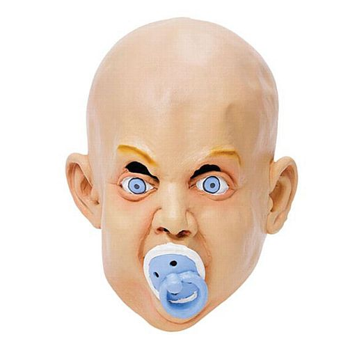 Baby Mask With Dummy