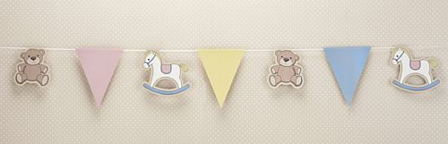 Rock-A-Bye Baby Bunting - 3.5m