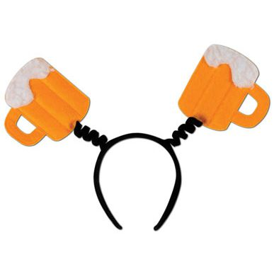 Beer Mug Head Boppers